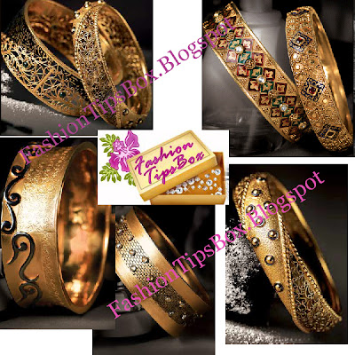 gold bangles latest designs