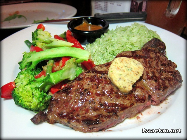 #2 Steak Strip, medium