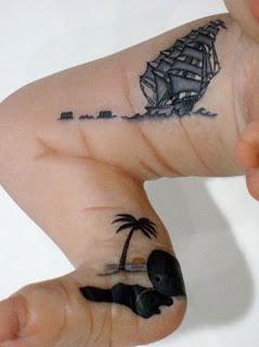 Unique Tattoos