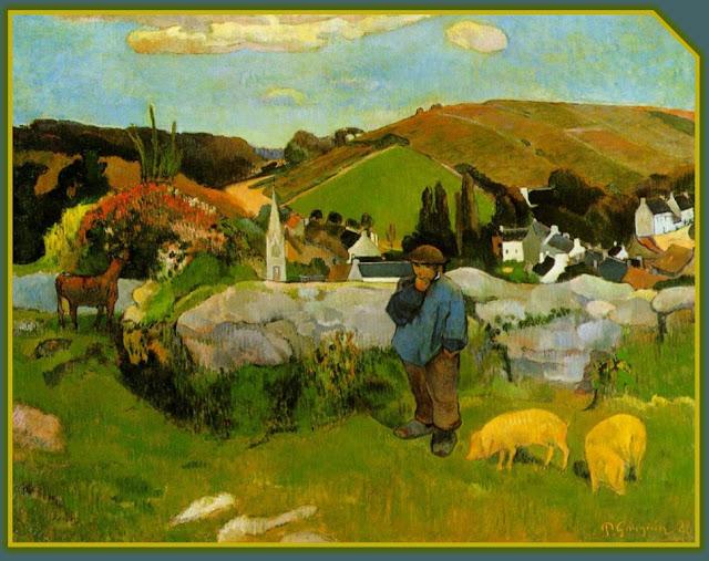 Obra de Gauguin