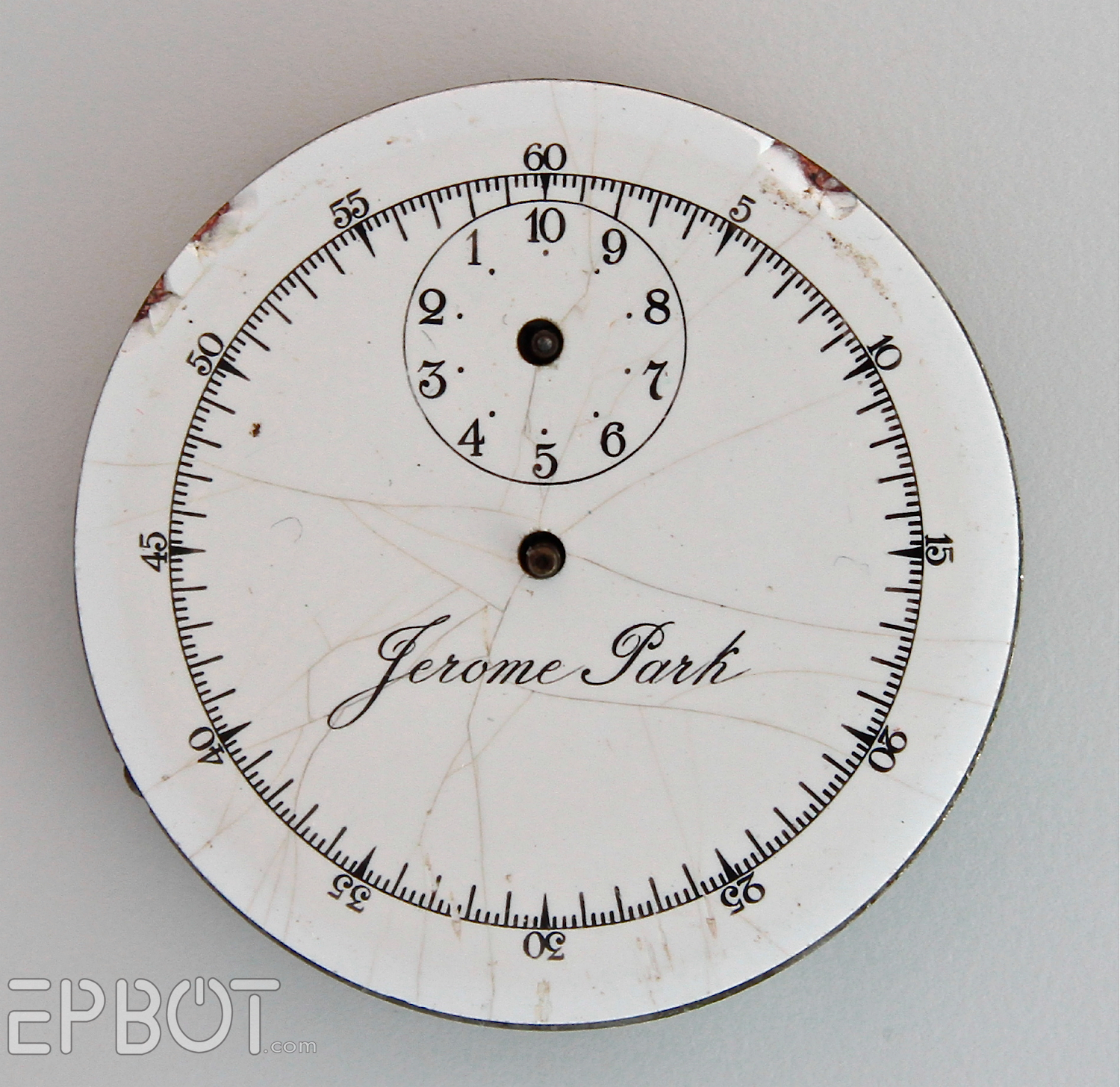 Vintage Clock Face Template Printable pocket watch faces!