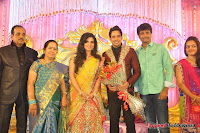 Celebraties at Actor Bharat n Jessy Wedding Reception Photos+%252862%2529 Actor Bharath n Jessy Wedding Photos