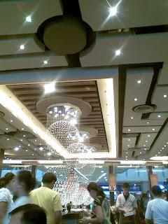 yakimix chandelier ambiance