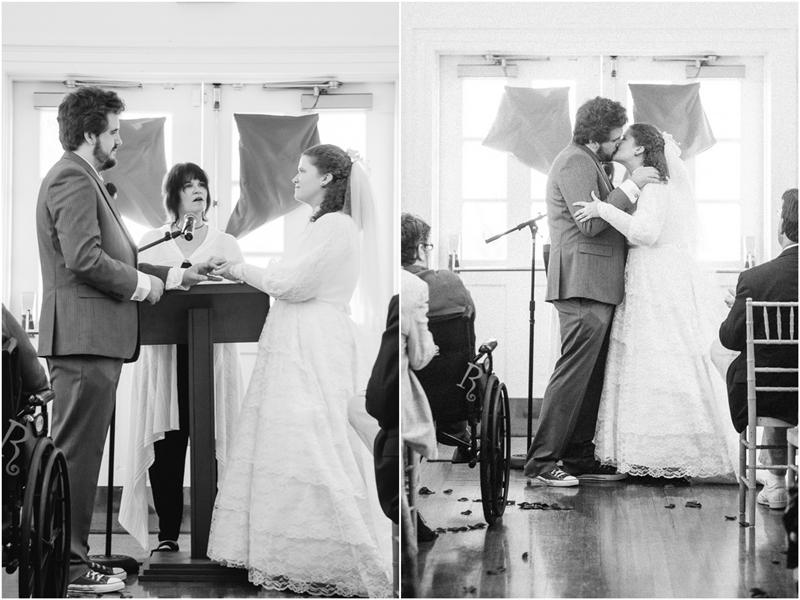 delray crest theatre wedding