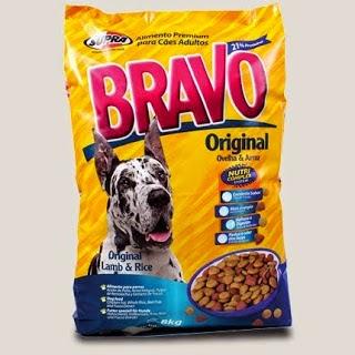 Ração Bravo original