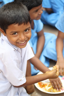 Mid-day meal programme in schools