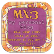 My Personal Blog