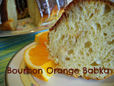 Recipe: Bourbon and orange babka