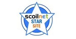 Scoilnet star site award - September 2015