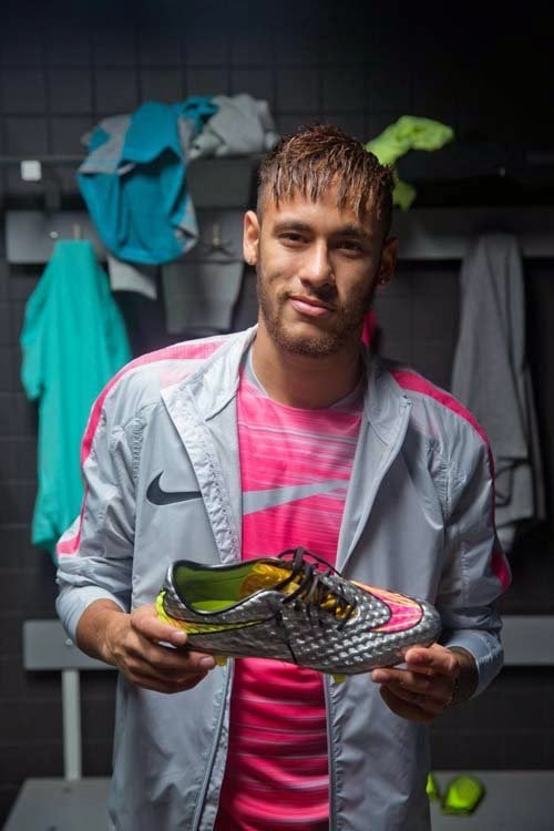 Nike Hypervenom Liquid Diamond Neymar JR Boots