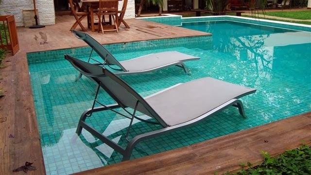 piscina de alvenaria : Piscinas de Concreto Alvenaria e Azulejo: Piscinas em ...