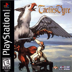 Tactics Ogre - Let Us Cling Together - PS1 - ISO Download