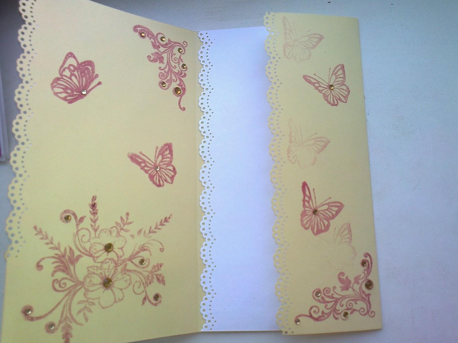Как оформит красиво открытку 18