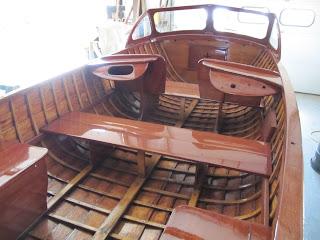 Restored 1955 Lyman runabout
