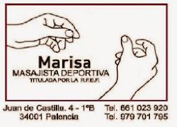 MARISA MASAJISTA