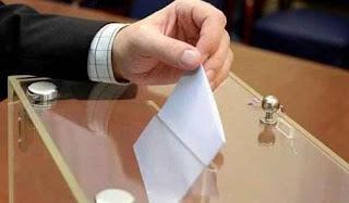 مكتب التصويت في انتخابات 4 شتنبر 2015