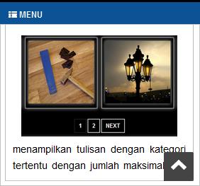cara membuat picture blogspot responsive terbaru