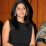 Anjali in Black Dress at Journey Movie Audio Launch  Pics