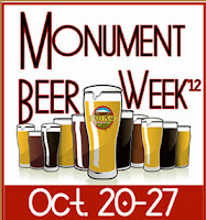 Monument Beer Week 2012