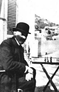Partida de ajedrez de Lenin con Gorki (1908) - publicado por el blog Revolución Cultural 001
