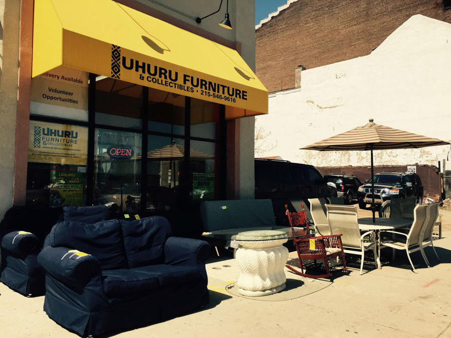 Uhuru Furniture Providing Couches and Community in North Philly
