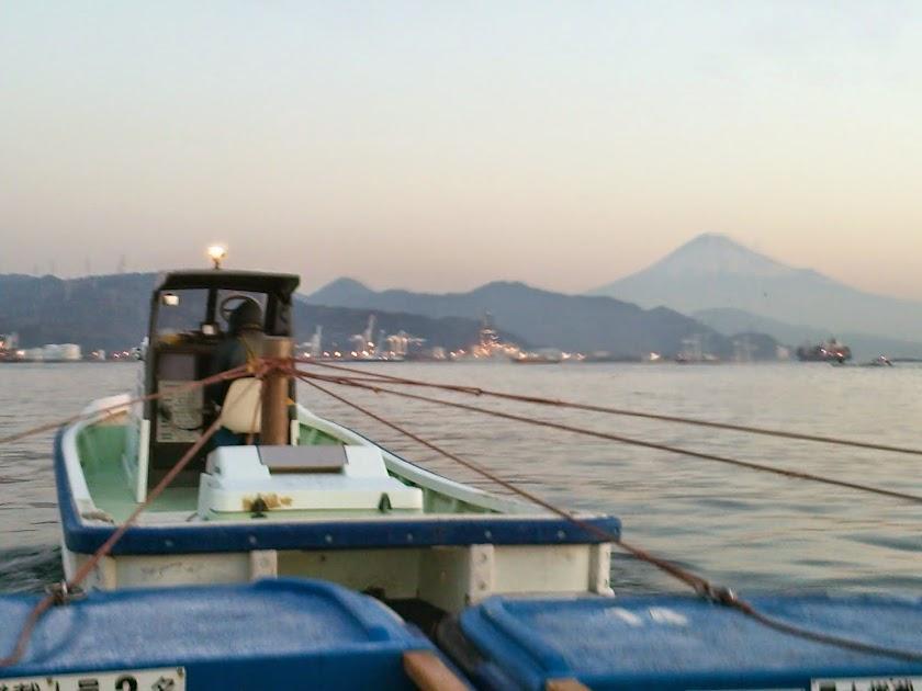 Yamamoto chartered boat