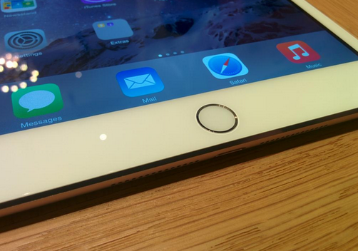 iPad Air 2 and iPad mini 3 Touch Id