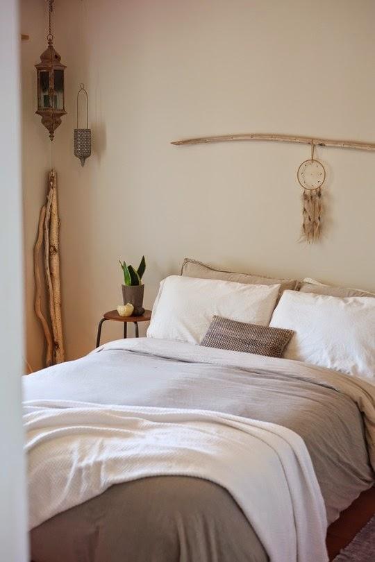 Un atrapasue os en el cabecero de tu cama mi casa es feng for Segun feng shui donde mejor poner cama