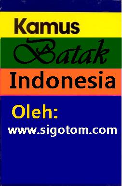 Kamus Bahasa Batak Toba-indonesia A