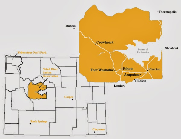 Springtime Of Nations Epa Extends Jurisdiction Of Wind River Indian