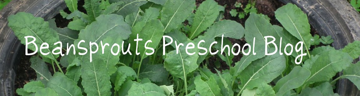Beansprouts Preschool Blog