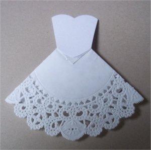 Vestidos de novia con blondas 10