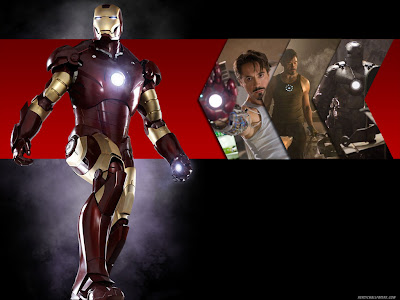 Iron Man - Favorite Superheros All the Time