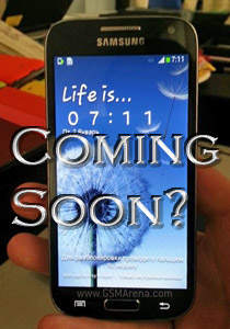 Samsung Galaxy S4 Mini Akan Segera Hadir