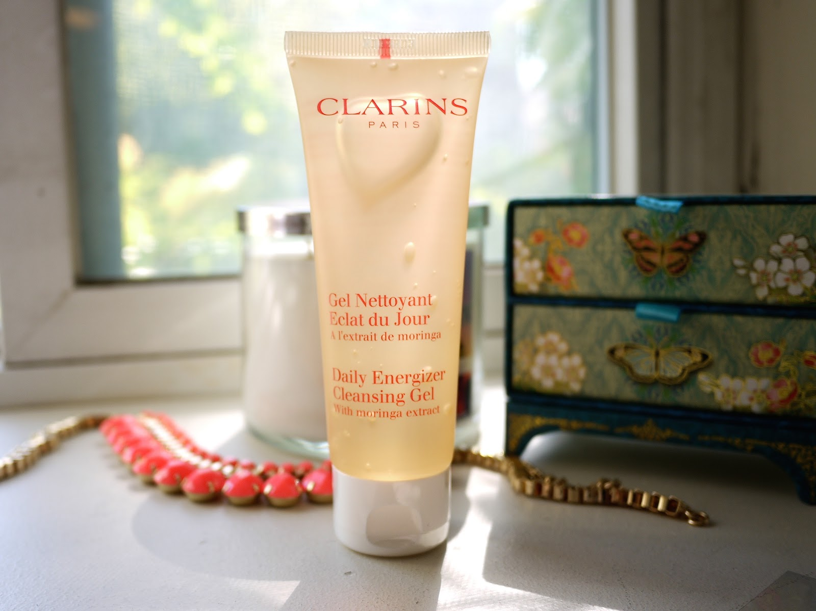 Clarins Daily Energizer Cleansing Gel review