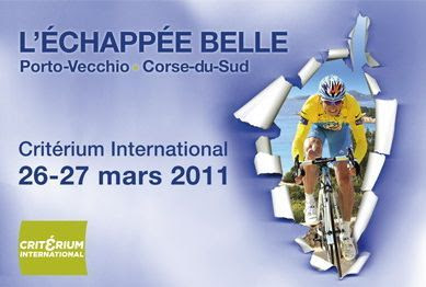 Criterium international 2011 corse