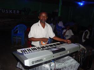 Steven Mwambashi
