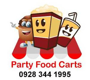 PARTY FOOD CARTS