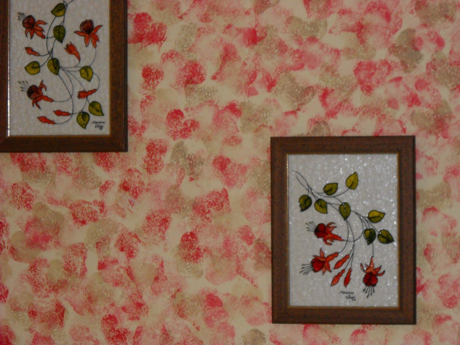 Pinturas decorativas de interiores - Pinturas decorativas paredes ...
