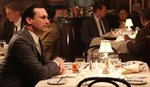 Mad Men S06E03. Collaborators - Don