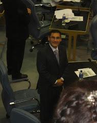 Asunción del diputado provincial por PUEBLO NUEVO, Daniel Robledo
