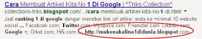 Rahasia Link Buinding Pada Blog