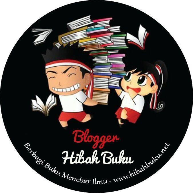Blogger Hibah Buku