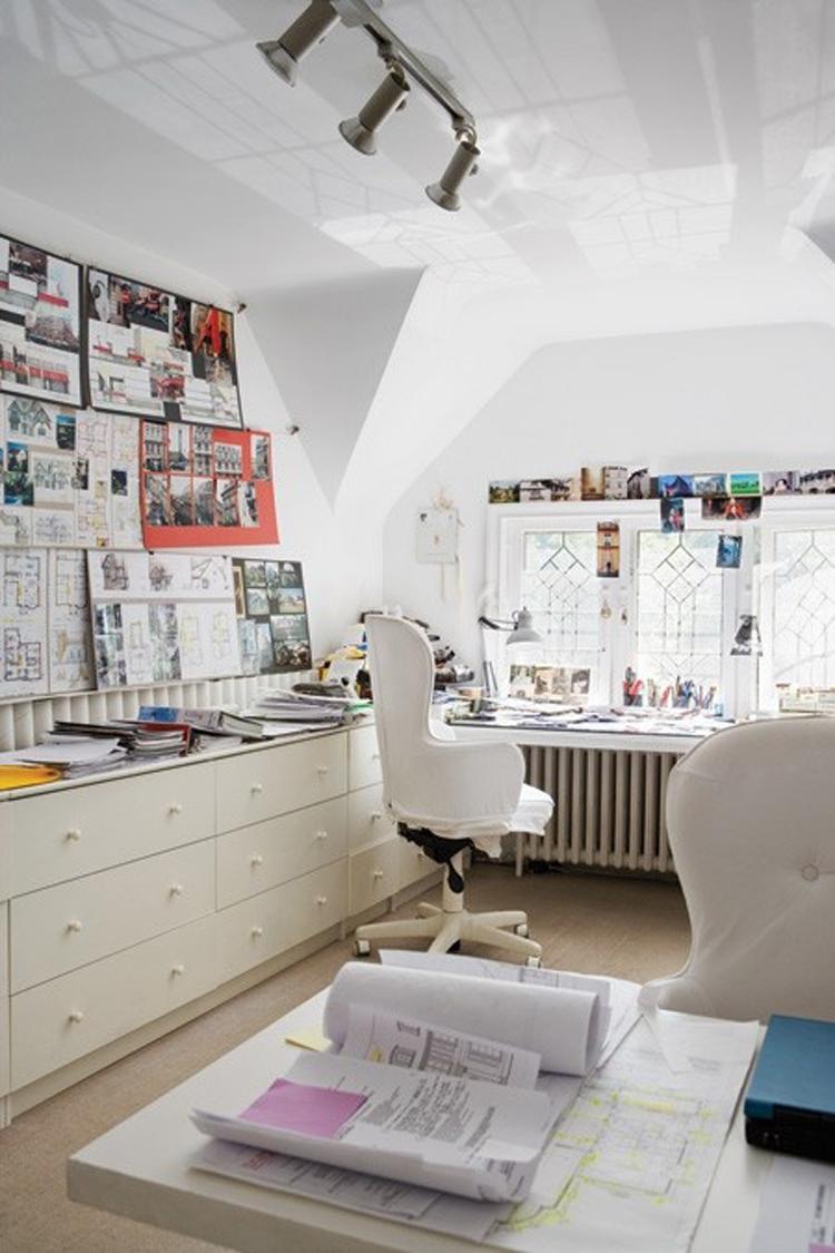 Suzy Jensen: Hjemmekontor og kreative hjørner ;-)