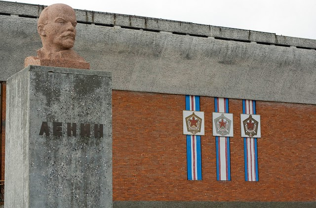 Northern Most Statue of Lenin