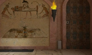 Mystery Ancient Tomb Escape