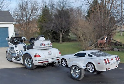 Creative Car Trailers and Cool Motorbike Trailers (15) 10