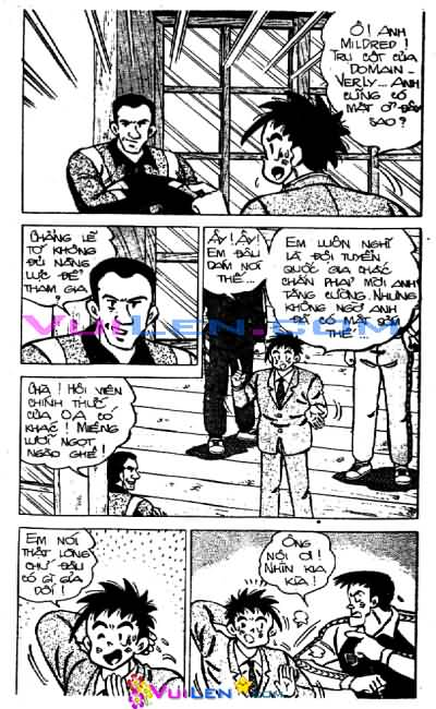 Jindodinho - Đường Dẫn Đến Khung Thành III Tập 54 page 75 Congtruyen24h