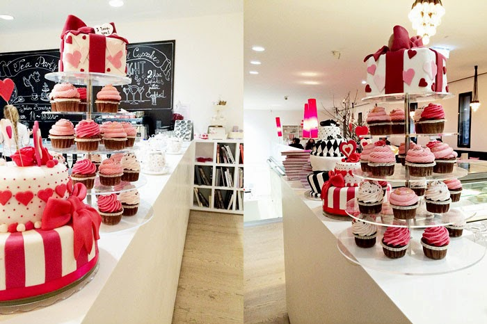 lovely places :: CupCakes Wien im mumok