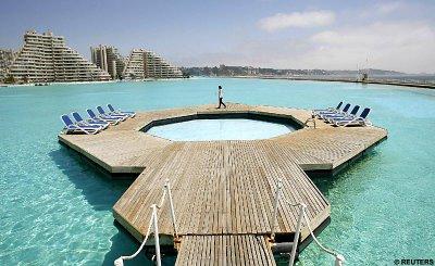 world largest swimming pool